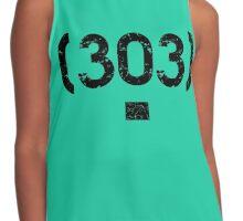 Area Code 303 Colorado Contrast Tank