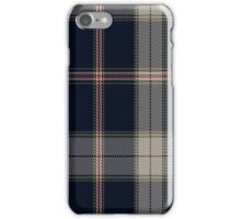 01640 El Paso Bartlett Tartan  iPhone Case/Skin