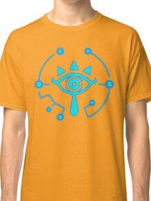 Sheikah Slate - Legend of Zelda - Breath of the Wild Classic T-Shirt