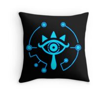 Sheikah Slate Legend of Zelda Throw Pillow