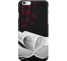 Take My Heart As You Go iPhone Case/Skin