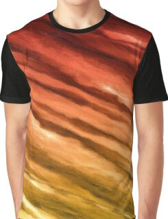 Fun in the Afternoon, Sunset Graphic T-Shirt