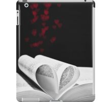 Take My Heart As You Go iPad Case/Skin