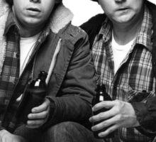 Take Off Bob & Doug Mckenzie Sticker