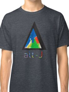 Alt-j This Is All Yours Triangle (with name) Classic T-Shirt
