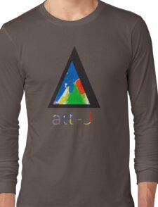 Alt-j This Is All Yours Triangle (with name) Long Sleeve T-Shirt