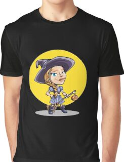 Friendly witch Graphic T-Shirt
