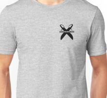Wing Chun FEATHERSCALE - Baat Jaam Dao Unisex T-Shirt