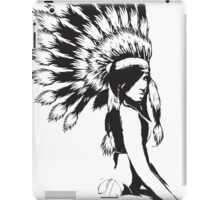 Cheif Native Hottie iPad Case/Skin