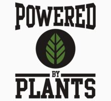 Powered by Plants by nektarinchen