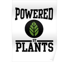 Powered by Plants Poster