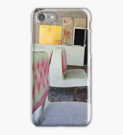 Forgotten Booth iPhone Case/Skin