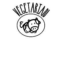Vegetarian Photographic Print