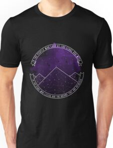 Look At The Stars And Wish   Night Court Unisex T-Shirt