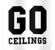 Go Ceilings Fan Poster