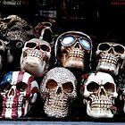 Skull Fashion in Soho by Vanessa  Warren