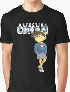 Detective Conan Cartoon Graphic T-Shirt