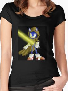 Sonic Skywalker Women's Fitted Scoop T-Shirt