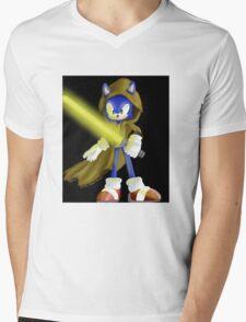 Sonic Skywalker Mens V-Neck T-Shirt
