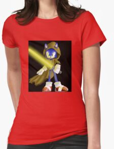 Sonic Skywalker Womens Fitted T-Shirt