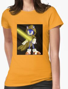 Sonic Skywalker Womens Fitted T-Shirt