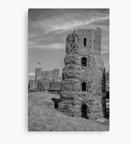 Pharos, the lighthouse Canvas Print