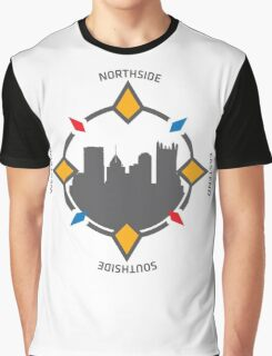 PGH COMPASS Graphic T-Shirt