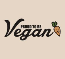 Proud to be vegan by nektarinchen