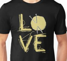 I Love Knitting - I Love Knitting Shirt Unisex T-Shirt
