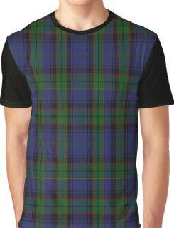 01725 Brabender Tartan  Graphic T-Shirt