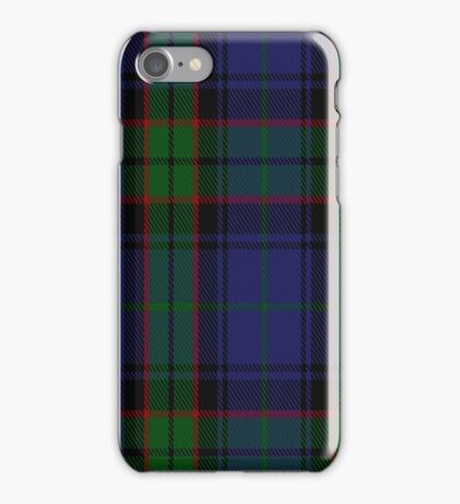 01725 Brabender Tartan  iPhone Case/Skin