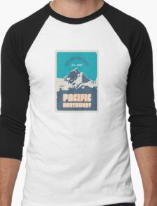 Pacific Northwest. Men's Baseball ¾ T-Shirt