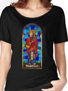 ST HUBBINS Women's Relaxed Fit T-Shirt