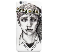 Kieren Walker iPhone Case/Skin