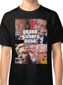 Grand Theft Auto: Presidential Candidates Classic T-Shirt