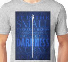 Gandalf Quote Unisex T-Shirt