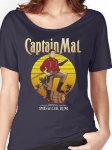 Captain Mal Smuggler Rum Women's Relaxed Fit T-Shirt
