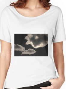 Cloudscape XVI Toned Women's Relaxed Fit T-Shirt