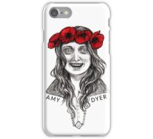 Amy Dyer iPhone Case/Skin
