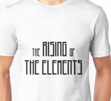 The Rising of The Elements Logo Unisex T-Shirt
