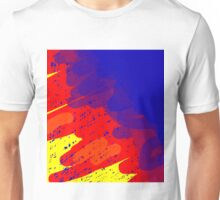 Decorative abstract design by Moma Unisex T-Shirt