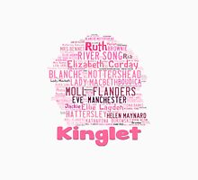 2014  Kinglet with Kingston sihloutte in pink T-Shirt