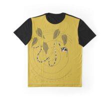 Snake in Tree by Amanda Jones Graphic T-Shirt