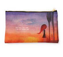 Without you Studio Pouch