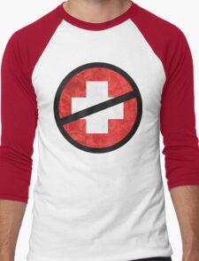 The Purge cross Men's Baseball ¾ T-Shirt