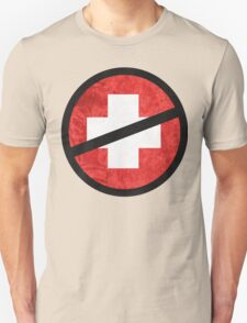 The Purge cross Unisex T-Shirt