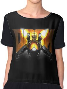 Doom new Chiffon Top