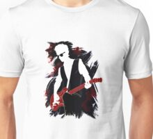Twelfth Doctor - plus guitar Unisex T-Shirt