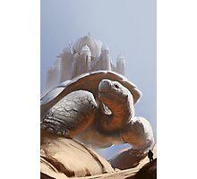 Turtle Temple Photographic Print