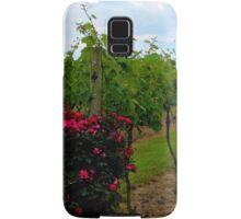 Days of Vines & Roses Samsung Galaxy Case/Skin